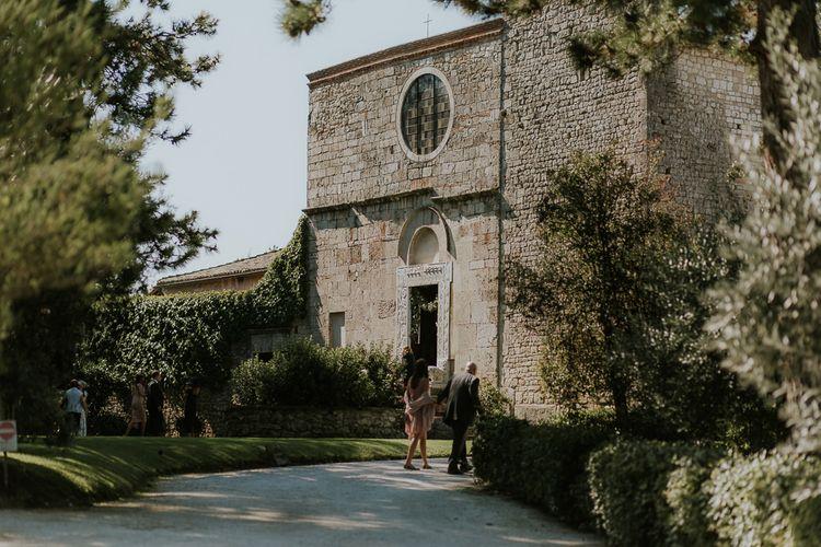 Italian Church Wedding Ceremony
