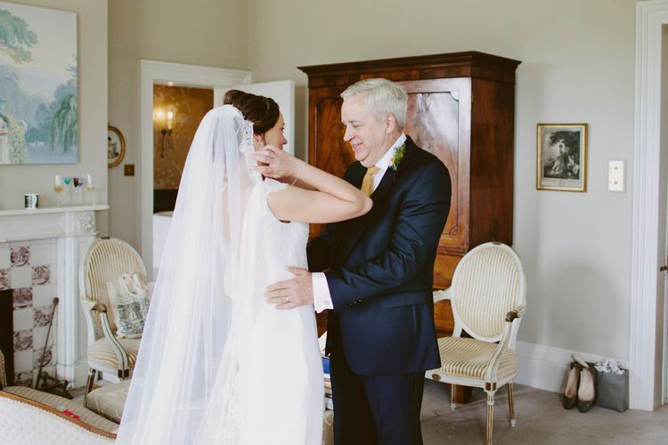 Bridal Preparations | Rose & Delilah Gown | David Jenkins Photography | Confetti & Silk Films