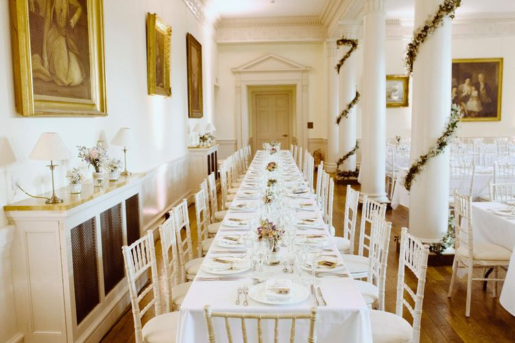An Elegant Summer Wedding at North Cadbury Court in Somerset | David Jenkins Photography | Confetti & Silk Films
