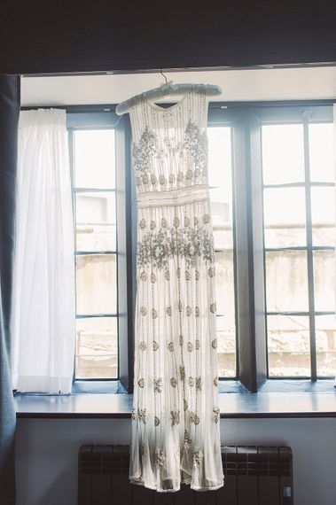 Vintage Inspired Vicky Rowe Wedding Dress | Razia N Jukes Photography