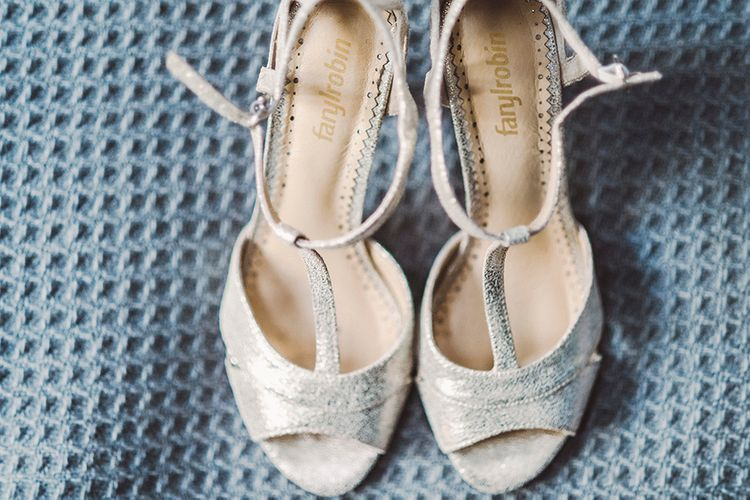 T Bar Bridal Shoes | Razia N Jukes Photography