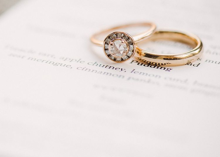 Wedding Rings | Razia N Jukes Photography