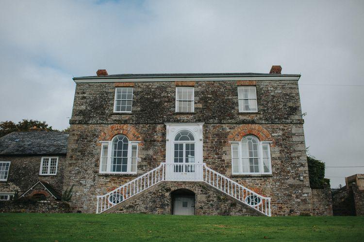 Launcells Barton Cornwall Wedding Venue
