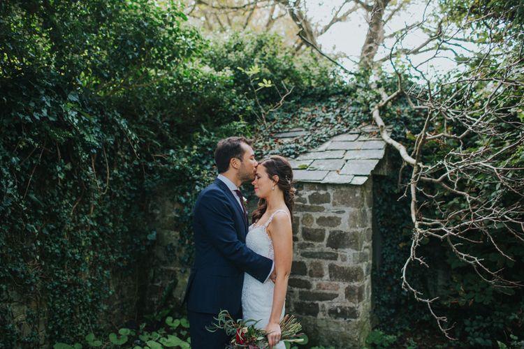 Couple Shots At Launcells Barton Cornwall