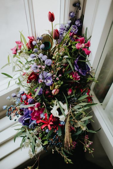Gorgeous Winter Florals By Jay Archer