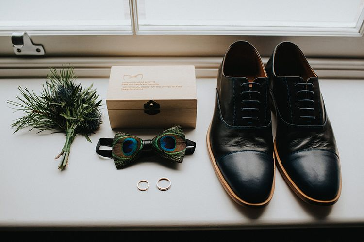 Grooms Accessories For Wedding Day
