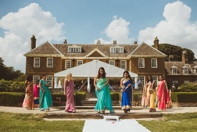 Elegant Indian Wedding At Poundon House
