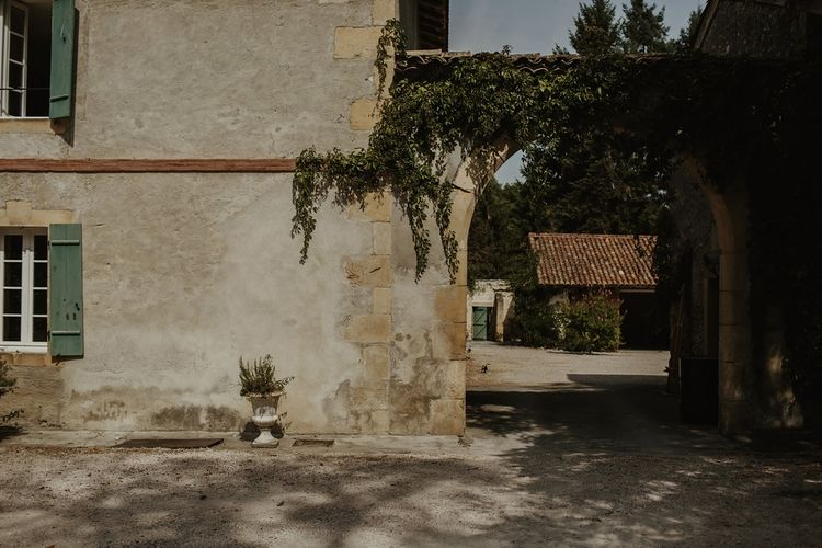 Outdoor Destination Wedding at Château de Saint Martory in France Planned by Senses Events | Danelle Bohane Photography | Matthias Guerin Films