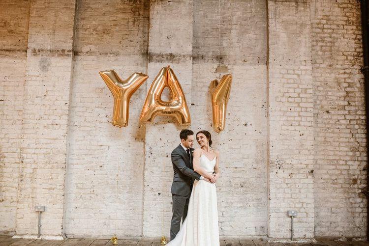 Wedding Reception At Brixton East   Image by Ellie Gillard Photography