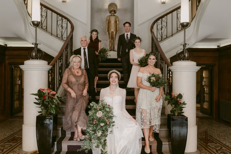 Family   Hoxton Hotel Wedding   Images by Millar Cole