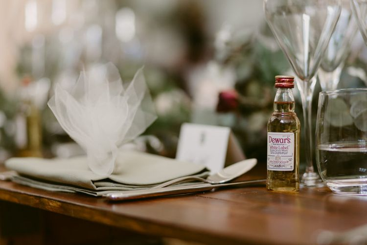 Table Decor   Flavour Favours   Hoxton Hotel Wedding   Images by Millar Cole