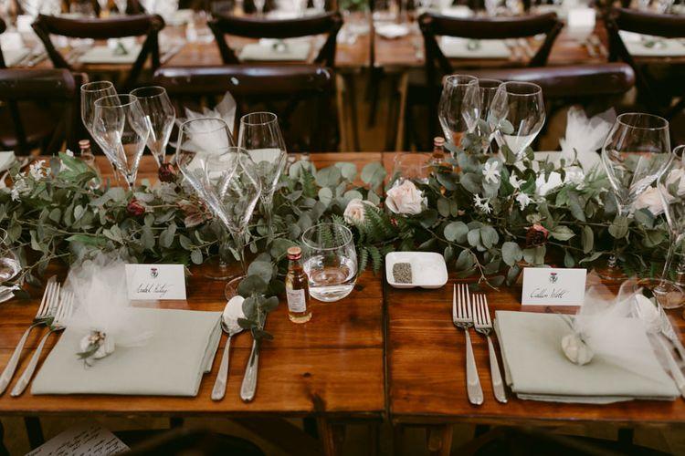 Foliage Folk Flowers   Hoxton Hotel Wedding   Images by Millar Cole