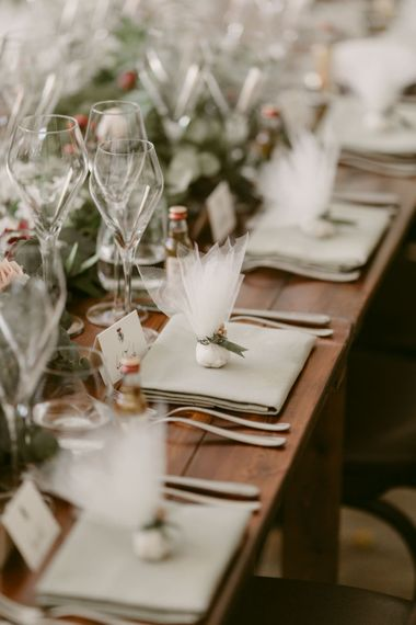 Foliage Folk Flowers   Favour Flavours   Hoxton Hotel Wedding   Images by Millar Cole