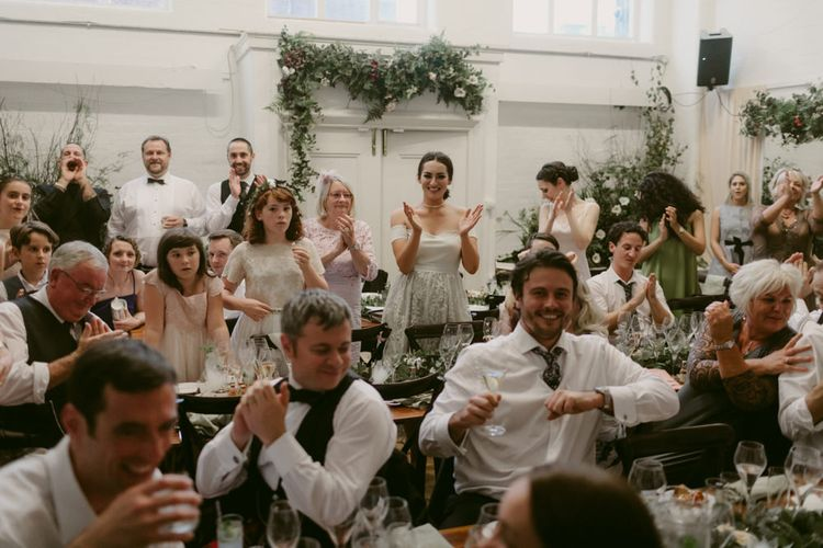 Entertainment   Hoxton Hotel Wedding   Images by Millar Cole