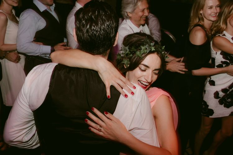 Dancing   Hoxton Hotel Wedding   Images by Millar Cole