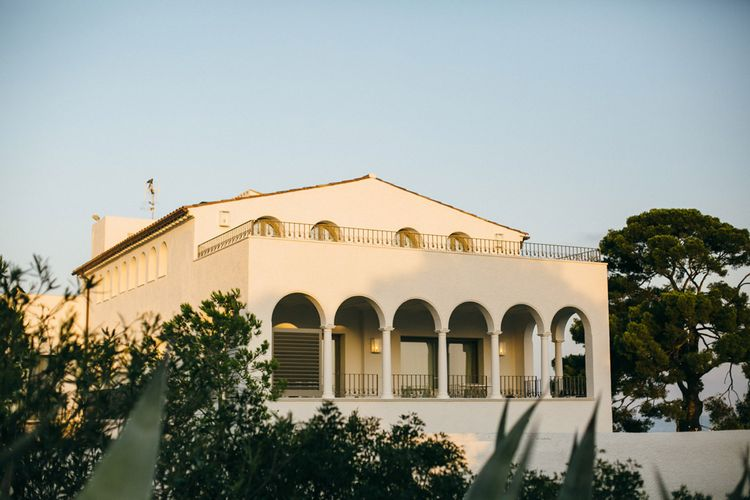 Outdoor Spanish Wedding at Casa del Mar