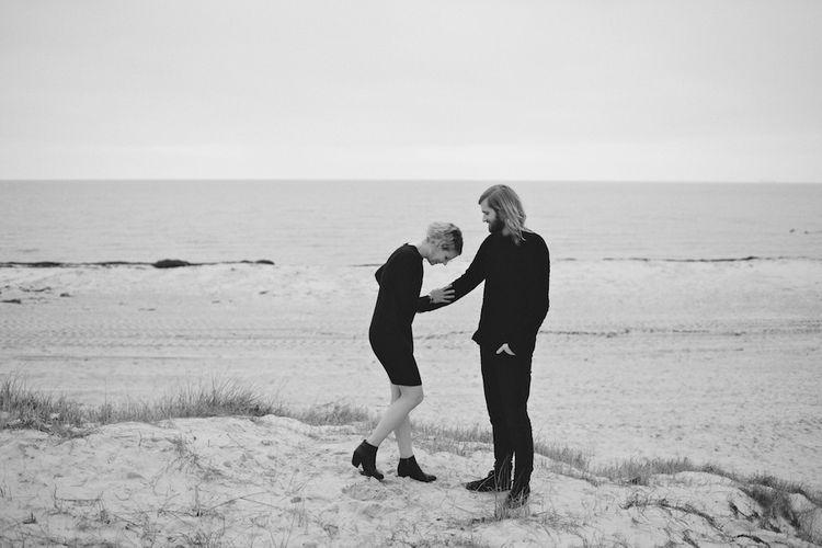 Pre Wedding Shoot At Malmö Sweden by Julian Gyula Zacsfalvi Photography