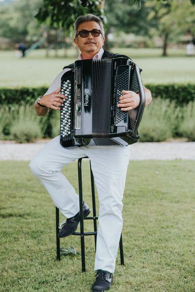 Accordion Player