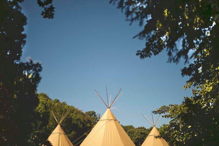 Beautiful World Tents Tipi