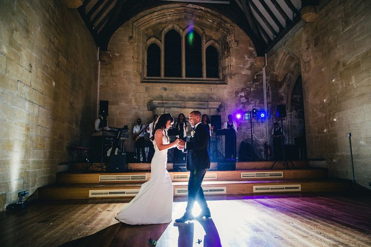 First Dance | Images By Steve Gerrard Photography