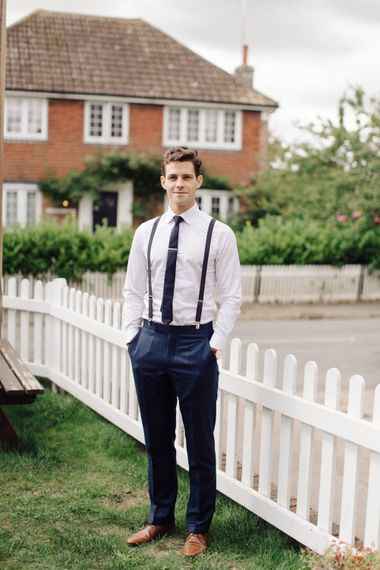 Groom in A Suit That Fits   M & J Photography   Dan Dolan Films