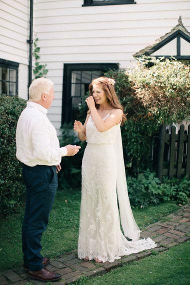 Bride in Limor Rose Norma Gown   M & J Photography   Dan Dolan Films