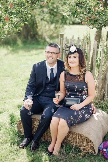 Outdoor Wedding at The Great Barn, Rolvenden   M & J Photography   Dan Dolan Films