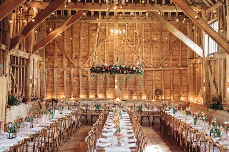 The Great Barn, Rolvenden Wedding   M & J Photography   Dan Dolan Films