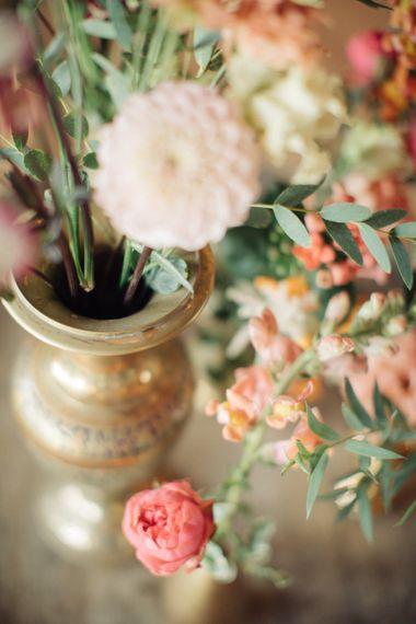 Joanne Truby Floral Design   The Great Barn, Rolvenden Wedding   M & J Photography   Dan Dolan Films