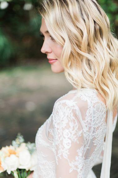 Katya Katya Shehurina Blush Wedding Dress