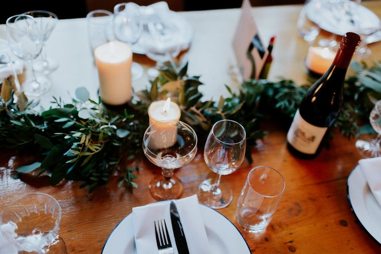 Relaxed Foodie Wedding At Brixton East Dita Rosted Events Worm London Floral Design // Image By Luis Calow Photography