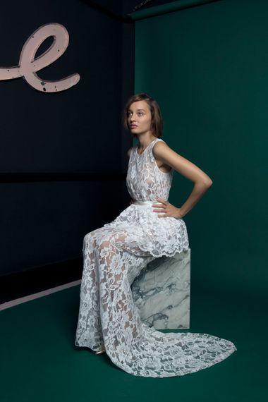 Lace Bridal Wear From Halfpenny London