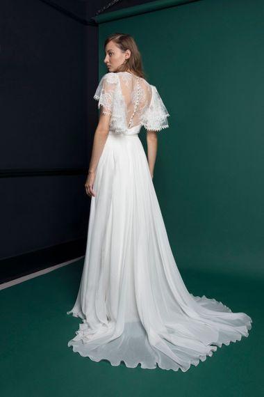 Full Skirted Tulle Gown Halfpenny London