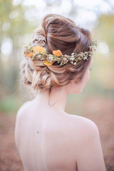 Autumn Bride | Autumnal Wedding Inspiration