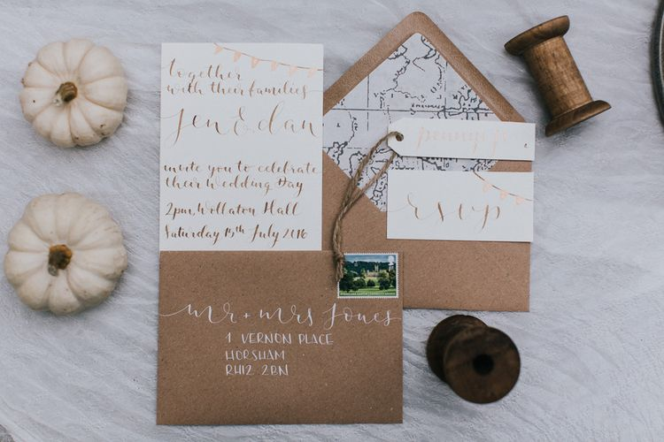 Wedding Stationery by Kayleigh Tarrant