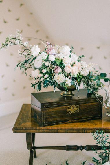 Ballet Inspired Wedding Editorial At Chapelgarth Estate