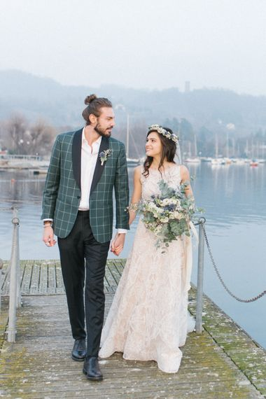 Intimate Elopement Style Wedding In Italy