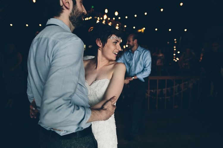 Country Pub Wedding at The Dancing Man Brewery