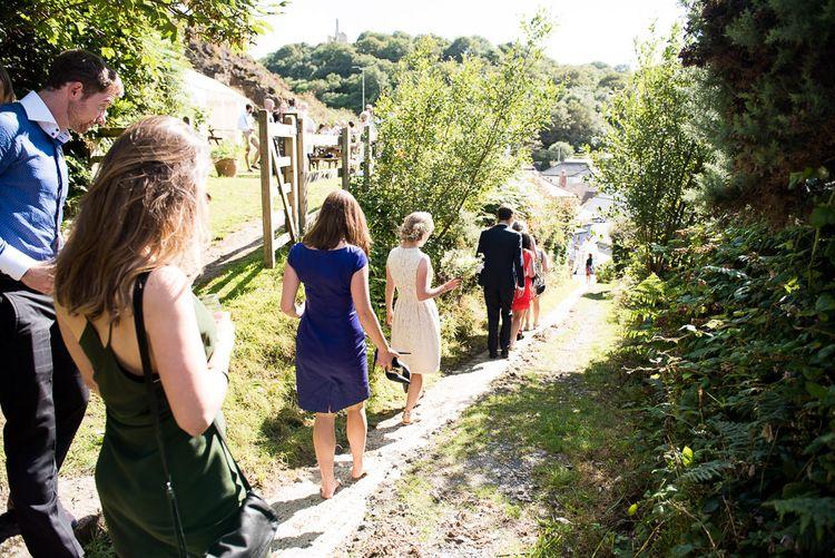 Coastal Wedding at Driftwood Spas St Agnes, Cornwall   Jessica Grace Photography