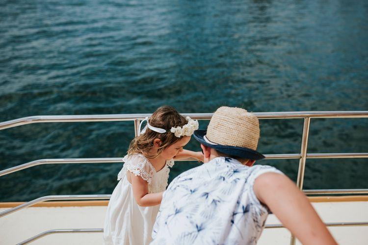 Wedding Boat Trip Sydney Harbour