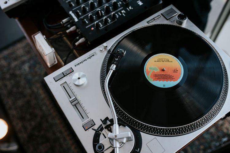 Vinyl Wedding Entertainment