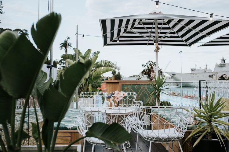 Intimate Wedding In Sydney Andrew Boy Charlton Poolside Cafe