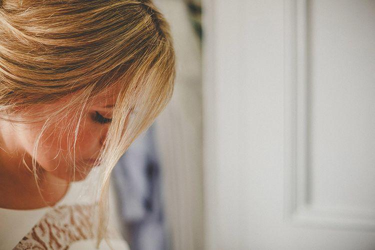 Bridal Prep | Bride Getting Ready