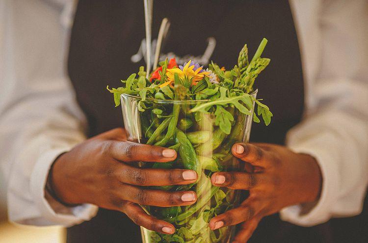 Wedding Food Salad