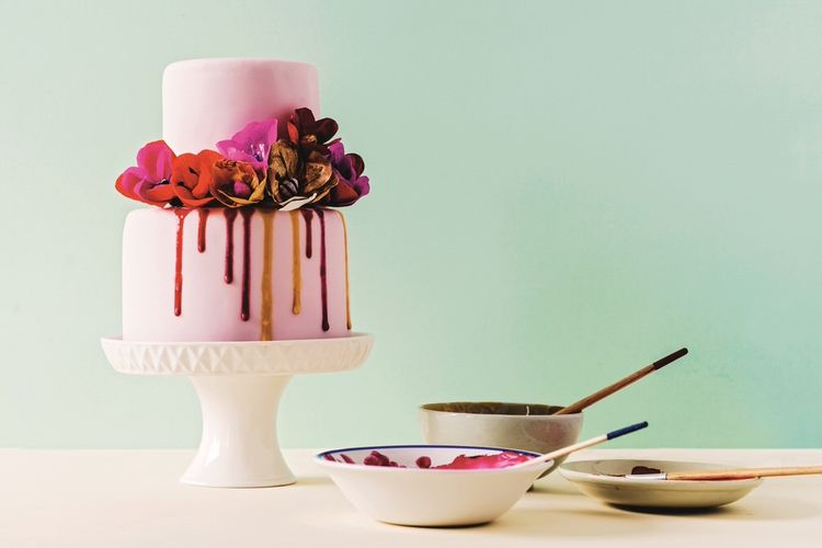 Plant Based Wedding Cakes with Bee's Bakery