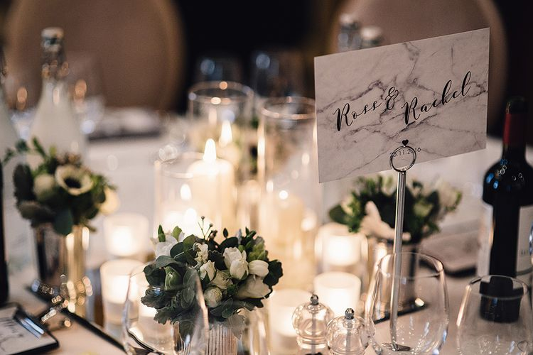 Mable Wedding Stationery | Table Names