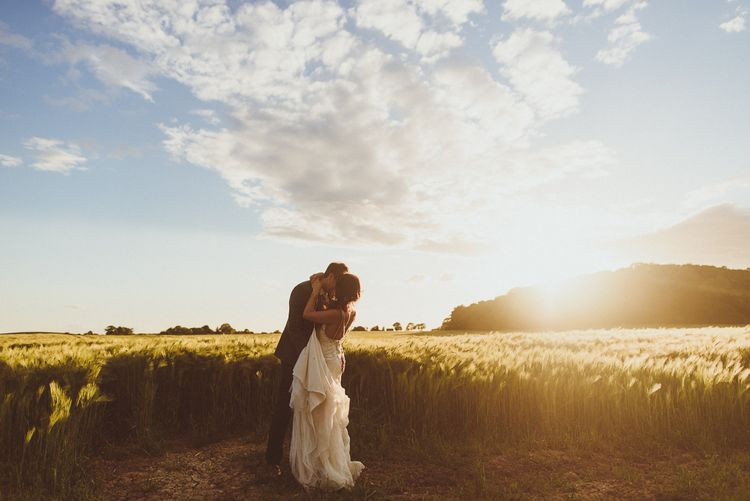 Sunset Portrait | PapaKåta Tipi at Angrove Park North Yorkshire | Matt Penberthy Photography