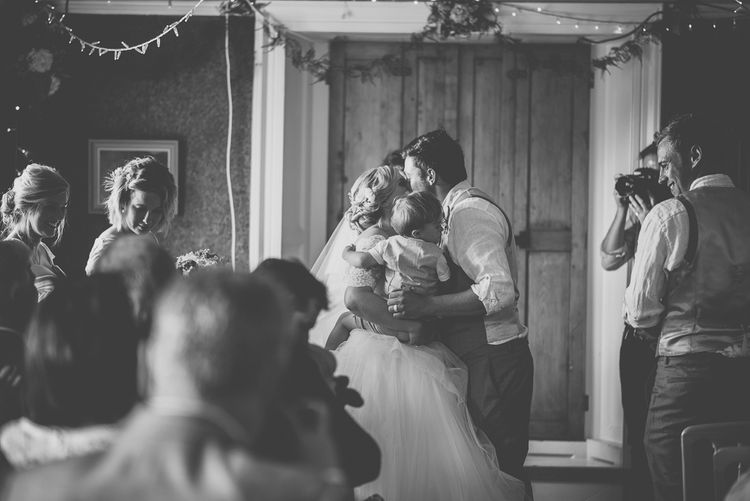 Wedding At The Druidstone Pembrokeshire