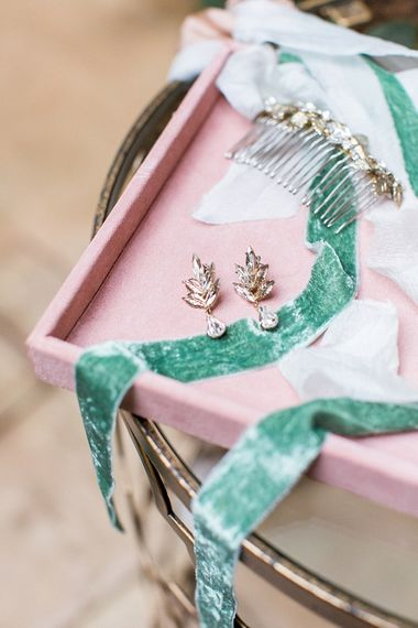 Tilly Thomas Lux Accessories & Jewellery | Botanical Boho Luxe Inspiration | Philippa Sian Photography