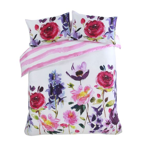 Floral Bedding at The Wedding Shop